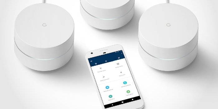 Google Wifi (กูเกิล ไวไฟ) อุปกรณ์รับส่งสัญญาณอินเตอร์เน็ต
