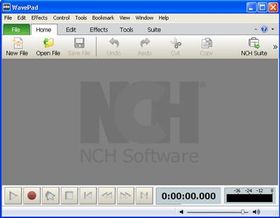 รูปที่ 2 ขั้นตอนการติดตั้งโปรแกรม WavePad